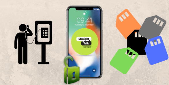 How to Unlock Straight Talk iPhone 6/7/8/X/11: Free & Paid Service 2019