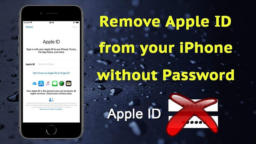 MAY 2019: How to Remove Apple ID from iPhone without Password