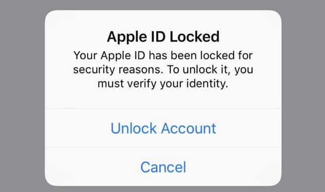 How to Unlock Apple ID without Email or Password When It Is Disabled?