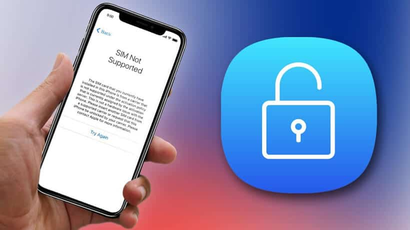 2021 Sim Not Supported On Iphone Unlock It For Free Now