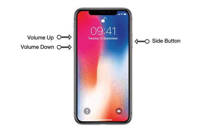 put iphone 11 into DFU mode