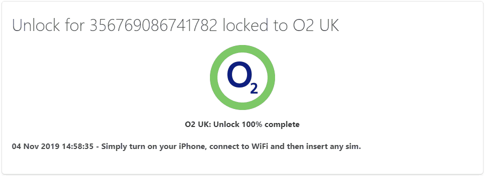 o2 uk unlock complete