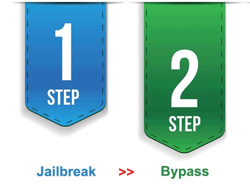 jailbreak to bypass icloud