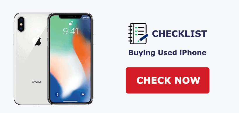 What to Check Before Buying a Used iPhone/iPad & How to Buy?