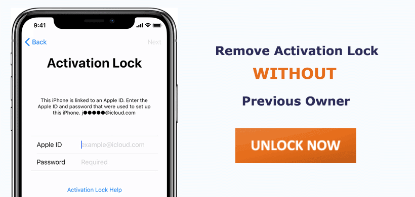 How to Remove Find My iPhone/iPad Activation Lock without Previous Owner? [2021]
