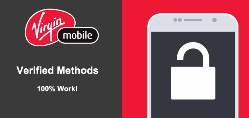 [Solved] How to Unlock Virgin Mobile Phone (iPhone/Samsung/LG…)?