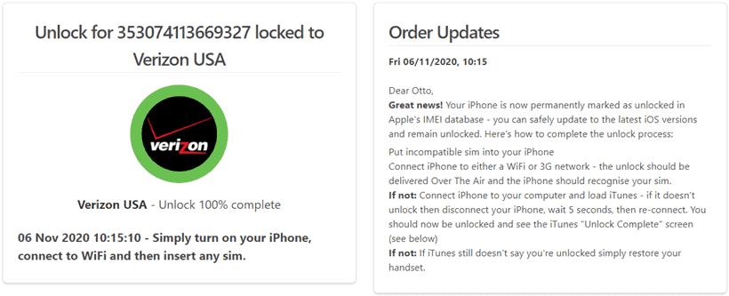 iphone 12 verizon unlock complete