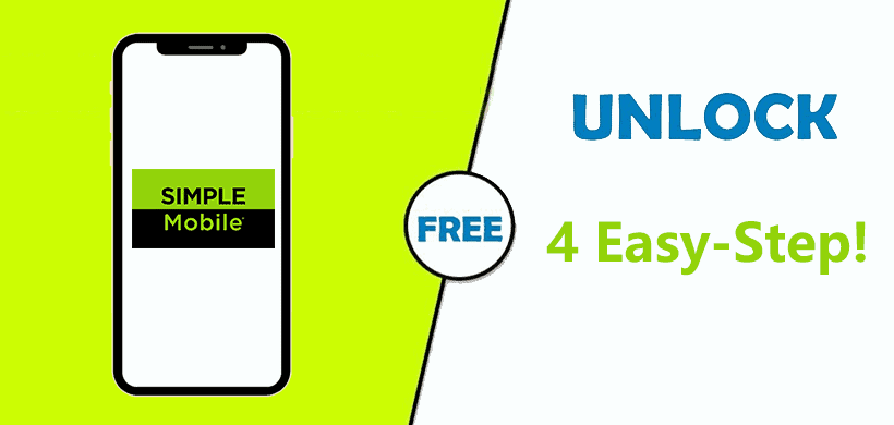 How to Unlock Simple Mobile Phone without Account for Free?