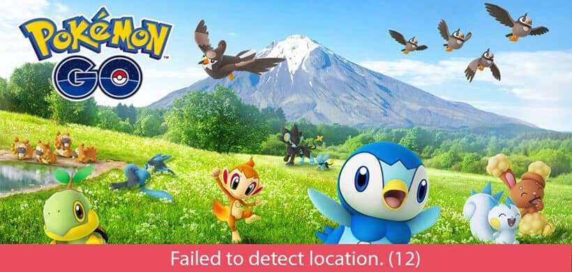 [2021] How to Fix Pokemon GO Failed to Detect Location (12)