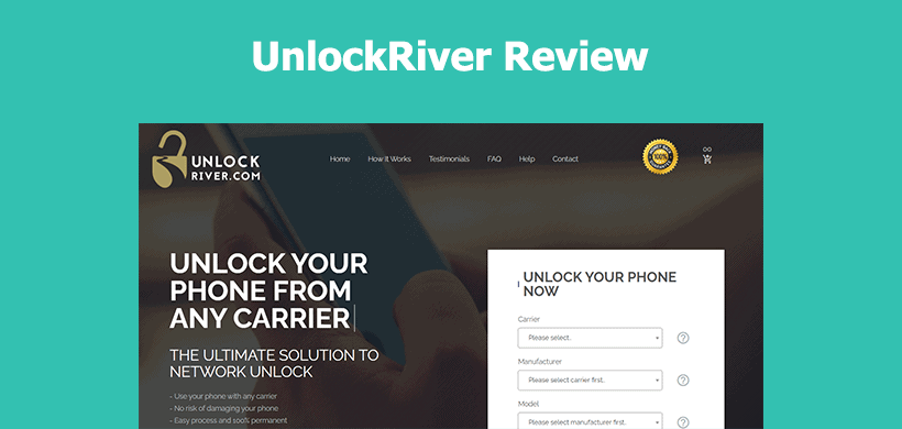 UnlockRiver Review: Should You Try This Unlock Service?