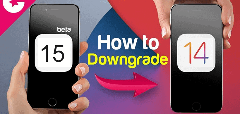 How To Downgrade iOS/iPadOS 15 Beta with/without iTunes?