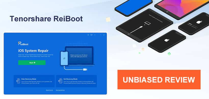 Tenorshare ReiBoot Unbiased Review: Can It Fix iOS Issues?