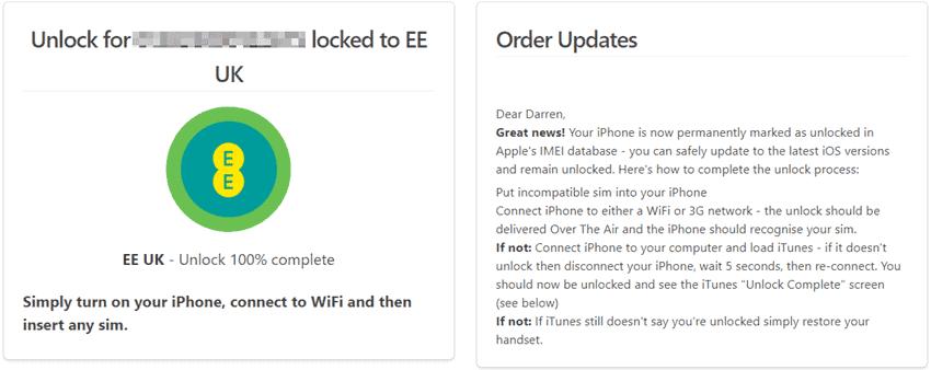 directunlocks ee iphone unlocked