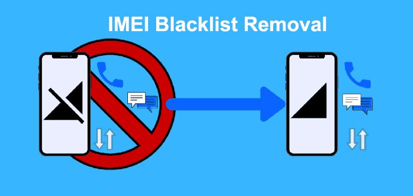 Top 5 Verified IMEI Blacklist Removal Tool (Free & Paid) 2021