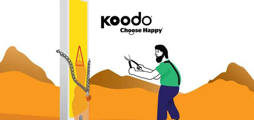 How to Unlock Koodo Phone (iPhone/Android) for Any Carrier