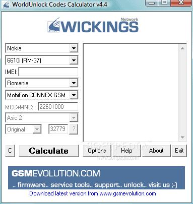 worldunlock codes calculator